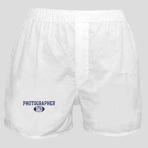 Photographer dad Boxer Shorts