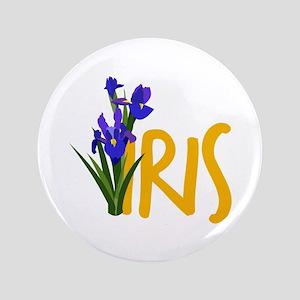 """Iris 3.5"""" Button"""