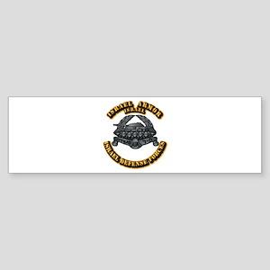 Artillery Corps, Arty, Combat, Co Bumper Sticker