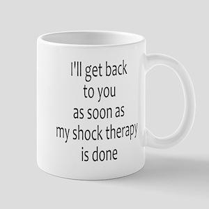 Shock Therapy Mugs