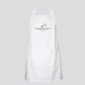 A fly upon the water BBQ Apron