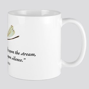 A fly upon the water Mug