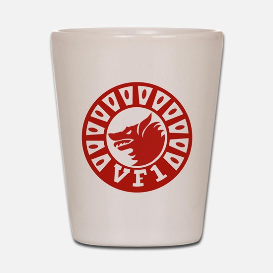 Funny Fighter Shot Glass