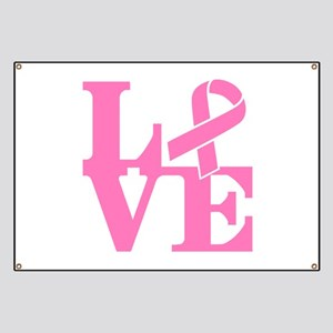 LOVE and Support Banner