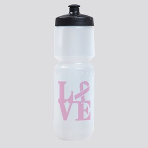 LOVE and Support Sports Bottle