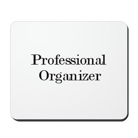 Professional Organizers Mousepad