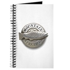 Pewter Mountain Stream Co log Journal