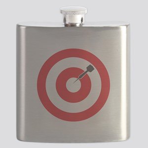 On The Mark Flask