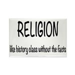 Religion: History Witho Rectangle Magnet (10 pack)