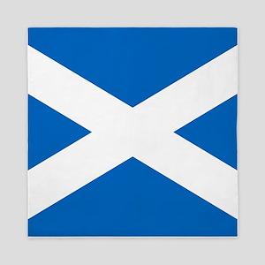 Scottish Flag Queen Duvet