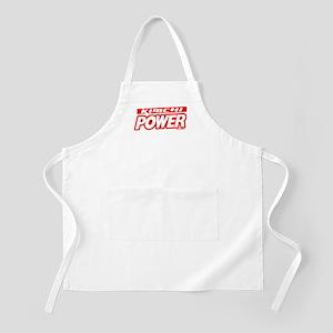 Kimchi Power BBQ Apron