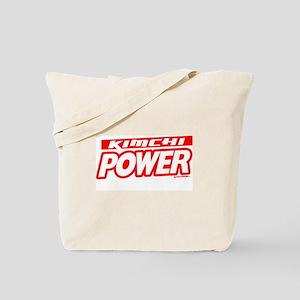 Kimchi Power Tote Bag
