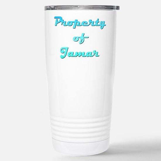 Property Of Jamar Male Mugs