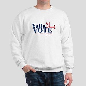 Yalla Vote Sweatshirt