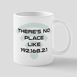 There's No Place Like Home IP Address Mugs