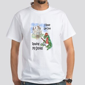 Into My Stories White T-Shirt