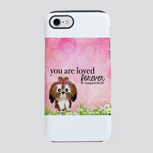 You Are Loved Bible Verse. Sh iPhone 7 Tough Case