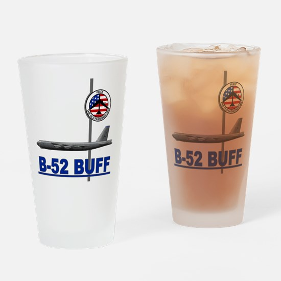 Funny B52 Drinking Glass