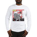 Rhino Helper Animal Long Sleeve T-Shirt