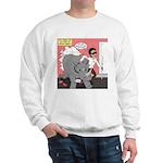 Rhino Helper Animal Sweatshirt