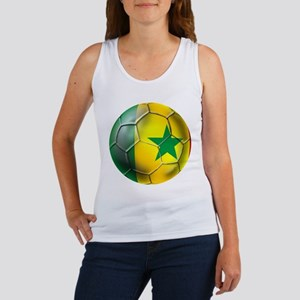 Senegal Football Women's Tank Top