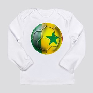 Senegal Football Long Sleeve Infant T-Shirt