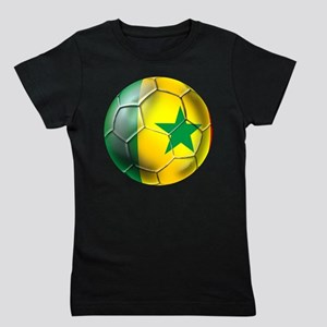 Senegal Football Girl's Tee