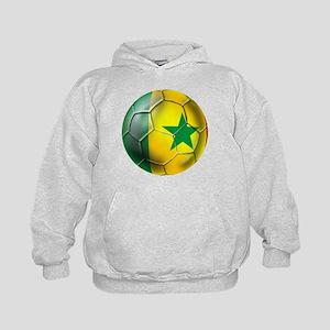 Senegal Football Kids Hoodie