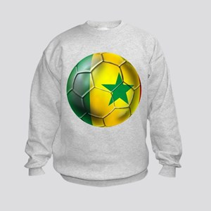 Senegal Football Kids Sweatshirt