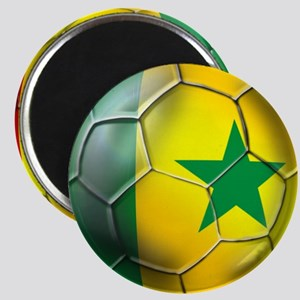 Senegal Football Magnet