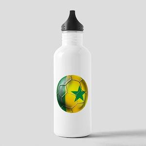 Senegal Football Stainless Water Bottle 1.0L