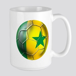Senegal Football Large Mug