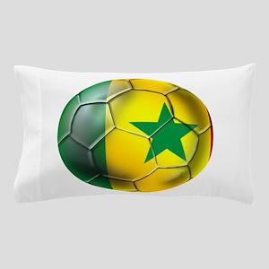 Senegal Football Pillow Case