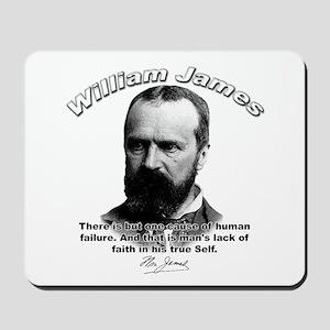 William James 05 Mousepad