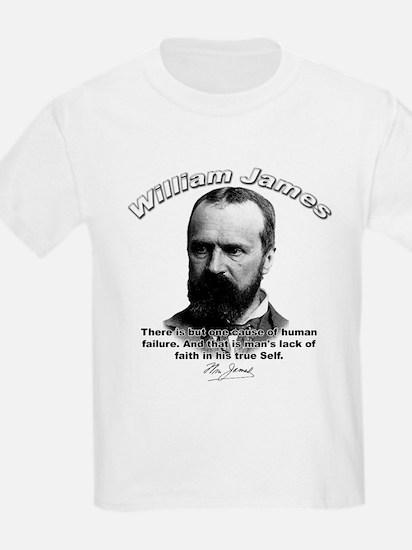 William James 05 T-Shirt