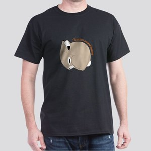 Button Nosed Bunny T-Shirt