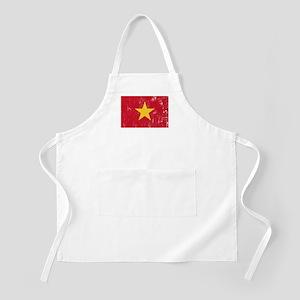 Vintage Vietnam BBQ Apron
