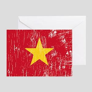 Vintage Vietnam Greeting Cards (Pk of 10)
