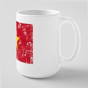 Vintage Vietnam Large Mug