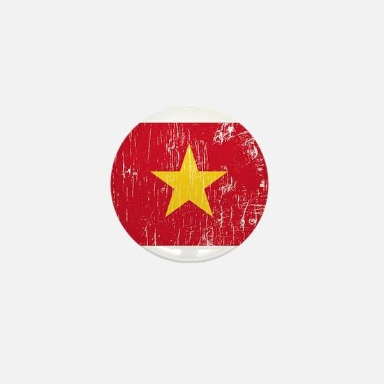 Vintage Vietnam Mini Button