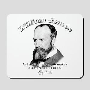 William James 06 Mousepad