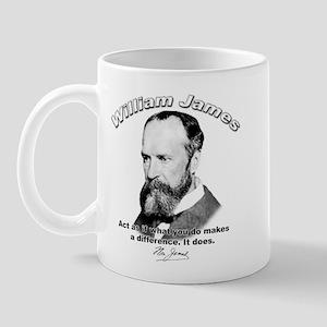 William James 06 Mug
