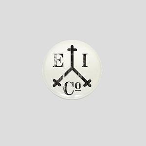 East India Trading Company Logo Mini Button
