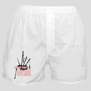 Bagpipe Boxer Shorts