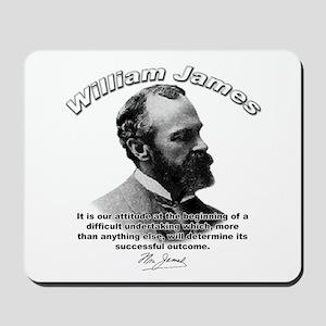 William James 07 Mousepad