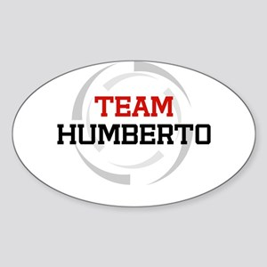 Humberto Oval Sticker