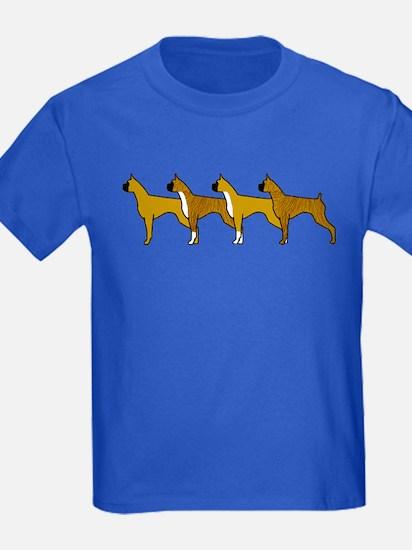 Group O' Boxers T-Shirt