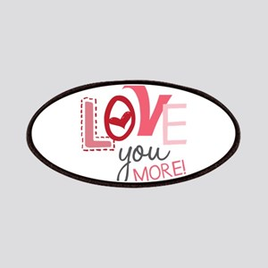 Love You More! Patches
