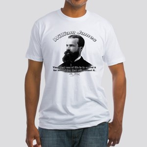 William James 10 Fitted T-Shirt