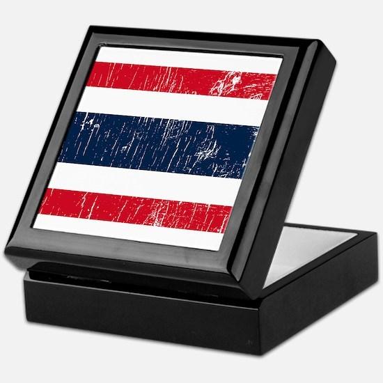 Vintage Thailand Keepsake Box